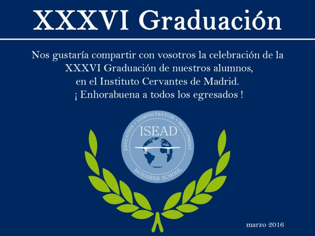 graduaciónFacebook